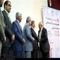 تقدير معاون اول رئيس جمهور  از دانشگاه آزاد اسلامي واحد اصفهان(خوراسگان)