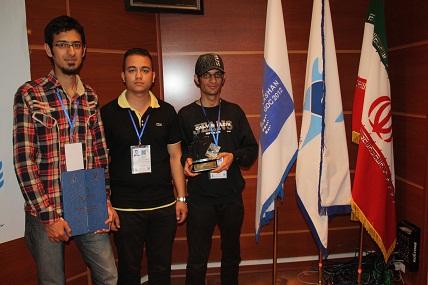 کسب رتبه دوم دانشگاه آزاد اسلامی واحد خوراسگان در مسابقات ملی بازی سازی رایانه ای