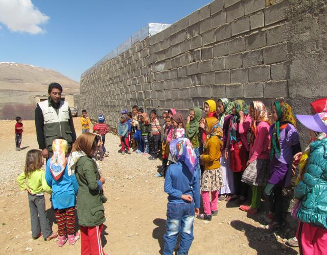 انتشار شميم عطر خدمت رساني به مردم مناطق محروم كشور